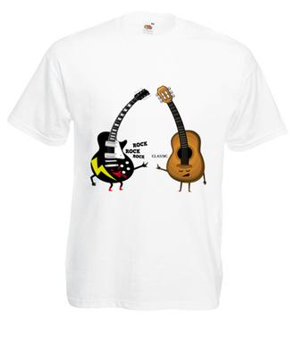 Dla każdego coś dobrego - Koszulka z nadrukiem - Muzyka - Męska