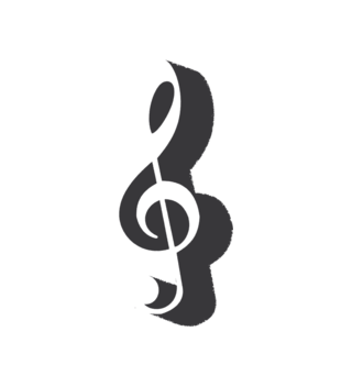 Klucz do muzycznych serc grafika na koszulke dziecieca 111