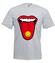 Kapsulka szczescia koszulka z nadrukiem muzyka mezczyzna werprint 116 6