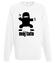 Ninja tata moj bohater bluza z nadrukiem dla taty mezczyzna werprint 49 106