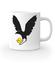 Widzialem orla cien kubek z nadrukiem smieszne gadzety werprint 158 159