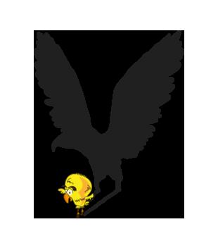 Widzialem orla cien grafika na kubek 158