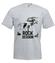 Mocne glosy mocne brzmienie koszulka z nadrukiem muzyka mezczyzna werprint 120 6