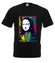 Mona muza art na ciele koszulka z nadrukiem muzyka mezczyzna werprint 121 1