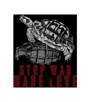 Stop wojnom czas na milosc grafika na kubek 275