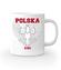 Polska krolem polska gora kubek z nadrukiem patriotyczne gadzety werprint 310 159