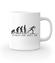 Ewolucja narty gora kubek z nadrukiem sport gadzety werprint 365 159