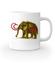 Czy ktos widzial mamuta kubek z nadrukiem zwierzeta gadzety werprint 412 159