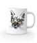 Koszulkowy kitty kat kubek z nadrukiem zwierzeta gadzety werprint 414 159