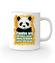 Wielorasowa panda kubek z nadrukiem zwierzeta gadzety werprint 419 159