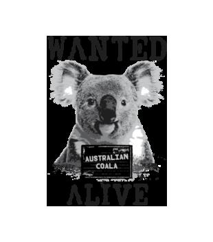 Gdzie jestes koalo grafika na kubek 420