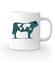 Na krowie sie nie miesci kubek z nadrukiem zwierzeta gadzety werprint 427 159