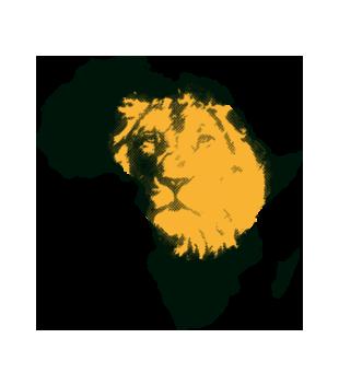 Kraina wielkiego lwa grafika na kubek 428