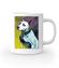 Magia psiego spojrzenia kubek z nadrukiem zwierzeta gadzety werprint 429 159