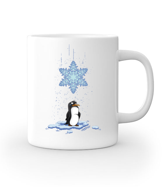 Pada snieg pada snieg kubek z nadrukiem swiateczne gadzety werprint 499 159