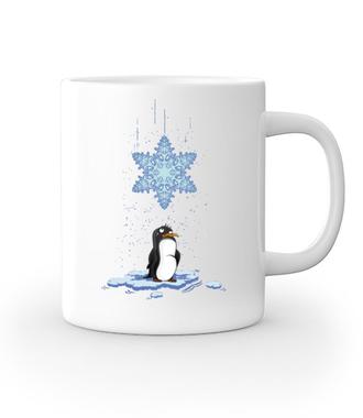 Pada śnieg, pada śnieg! - Kubek z nadrukiem - Świąteczne - Gadżety