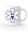 Ze sniegiem mi do twarzy kubek z nadrukiem swiateczne gadzety werprint 502 159