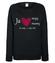 Kocham mame nie tylko od swieta bluza z nadrukiem dla mamy kobieta werprint 505 115