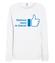 Mama najlepsza na swiecie bluza z nadrukiem dla mamy kobieta werprint 521 114