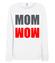 Mama mama mama bluza z nadrukiem dla mamy kobieta werprint 525 114