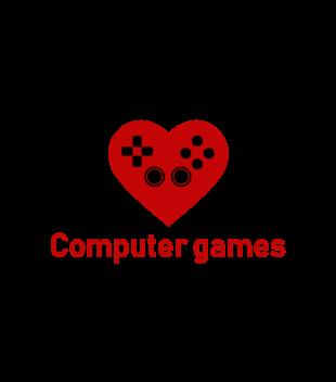 Milosnik gry komputerowej grafika na koszulke meska 548