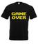 Slepa uliczka koniec gry koszulka z nadrukiem dla gracza mezczyzna werprint 551 1