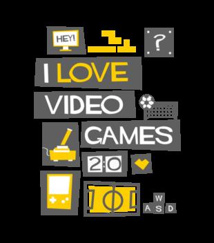 Milosnik gier komputerowych grafika na koszulke meska 545
