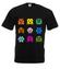 Robaczki zjadaczki koszulka z nadrukiem dla gracza mezczyzna werprint 557 1