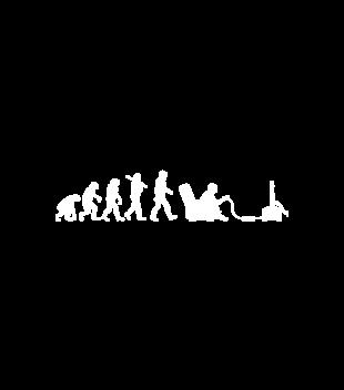 Gamer ewolucja grafika na koszulke dziecieca 555