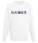 Bede gral w gre bluza z nadrukiem dla gracza mezczyzna werprint 554 106