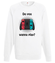Chcesz zagrac twoja kolej bluza z nadrukiem dla gracza mezczyzna werprint 552 106