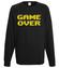 Slepa uliczka koniec gry bluza z nadrukiem dla gracza mezczyzna werprint 551 107
