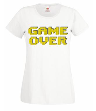 Ślepa uliczka, koniec gry - Koszulka z nadrukiem - dla Gracza - Damska
