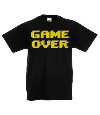 Ślepa uliczka, koniec gry - Koszulka z nadrukiem - dla Gracza - Dziecięca