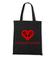 Milosnik gry komputerowej torba z nadrukiem dla gracza gadzety werprint 548 160