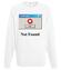Blad nie znaleziono bluza z nadrukiem dla gracza mezczyzna werprint 542 106