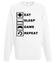 Tamagotchi bluza z nadrukiem dla gracza mezczyzna werprint 566 106