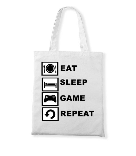 Tamagotchi torba z nadrukiem dla gracza gadzety werprint 566 161