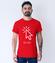 Klik i robisz to co chcesz koszulka z nadrukiem dla gracza mezczyzna werprint 570 54