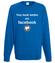 Tam wygladasz lepiej bluza z nadrukiem dla gracza mezczyzna werprint 575 109