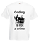 To nie jest przestepstwo koszulka z nadrukiem dla gracza mezczyzna werprint 576 2