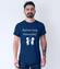 Chce bys byla moja walentynka koszulka z nadrukiem na walentynki mezczyzna werprint 586 56