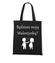 Chce bys byla moja walentynka torba z nadrukiem na walentynki gadzety werprint 586 160