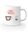 Para idealna kubek i herbata kubek z nadrukiem na walentynki gadzety werprint 588 159
