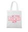 Zostan moja walentynka torba z nadrukiem na walentynki gadzety werprint 589 161