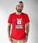 Moj tyci super bohater koszulka z nadrukiem smieszne mezczyzna werprint 134 48