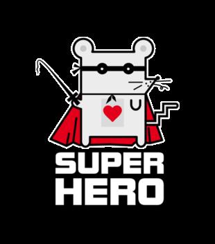 Moj tyci super bohater grafika na koszulke meska 134