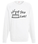 Sto lat zdmuchnij swieczki bluza z nadrukiem urodzinowe mezczyzna werprint 609 106