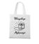 Najlepsze zyczenia dla ciebie torba z nadrukiem urodzinowe gadzety werprint 613 161