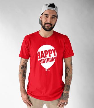 Najlepszego kochany! - Koszulka z nadrukiem - Urodzinowe - Męska